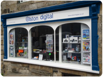 Alston Digital Facebook Page